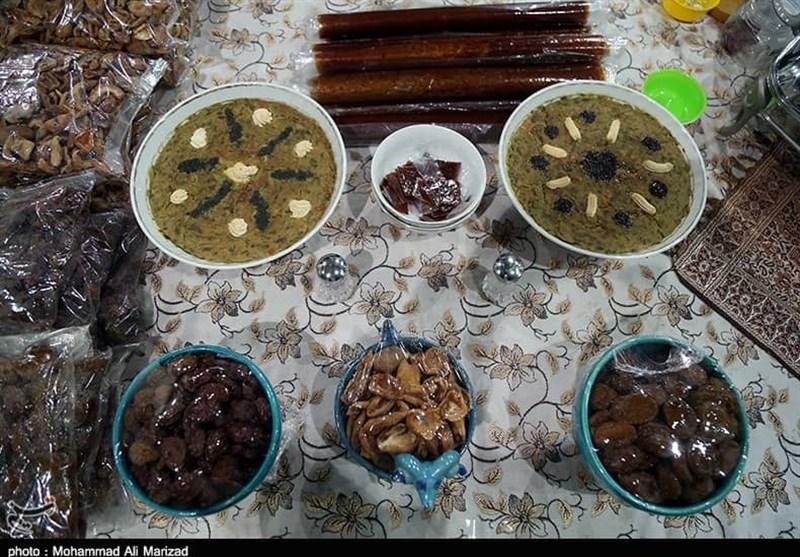 جشنواره سفره ایرانی بانوان قم به روایت تصویر