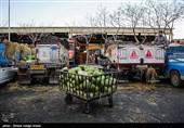 وعدههای سرخرمن مسئولان شهرداری ایلام برای انتقال میدان میوه و ترهبار / ضربالاجل یک هفتهای استاندار هم اثرگذار نبود