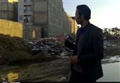 مشکلات تخلیه نخالههای ساختمانی تهرانیها در شهریار +فیلم