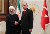 Rouhani Highlights Role of Tehran-Ankara Cooperation in Resolving Regional Issues