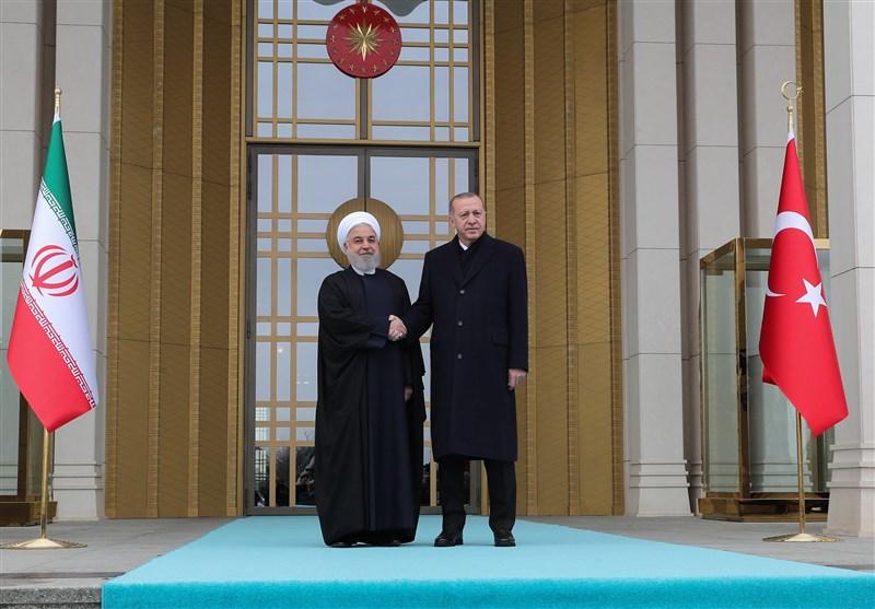 President Rouhani: Iran-Turkey Cooperation Guarantees Regional Peace