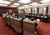 انطلاق الإجتماع الخامس للمجلس الأعلى الایرانی الترکی فی انقرة