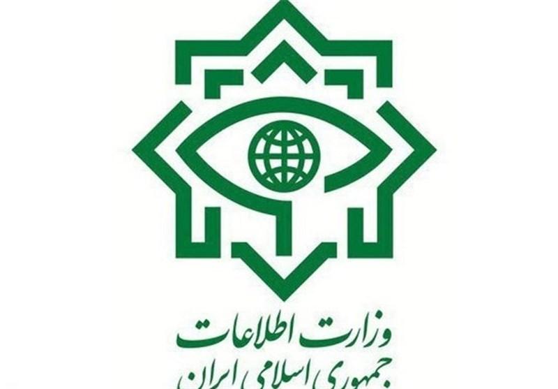 وزارة الأمن الإیرانیة تعلن احباط مخطط ارهابی لعناصر الموساد