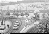 جادههای اردبیل و آذربایجان شرقی سفیدپوش شد/ باران در مازندران و گیلان