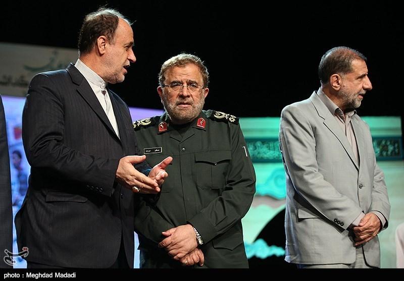 سرلشکر مصطفی ایزدی فرمانده قرارگاه سایبری و تهدیدات نوین قرارگاه مرکزی خاتمالانبیاء