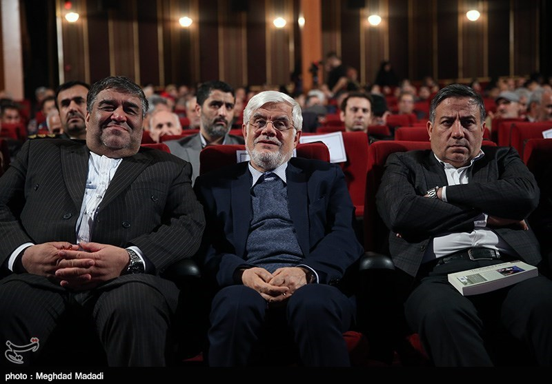 محمدرضا عارف نماینده مردم تهران در مجلس شورای اسلامی