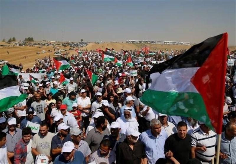 آمادگی فلسطینیان برای برگزاری سی و نهمین جمعه راهپیمایی بازگشت