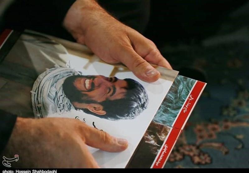 مراسم بزرگداشت هنرمند انقلابی سید محمد ساجدی در قم به روایت تصویر