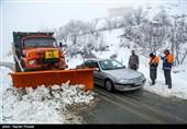 تلاش برای بازگشایی 290 راه روستایی آذربایجان شرقی در محاصره برف