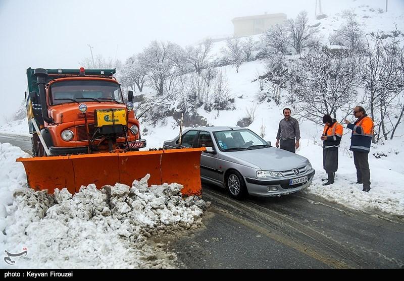 بازگشایی مسیر 90 روستا در استان قزوین؛ خودداری از سفرهای غیرضروری در روزهای آینده