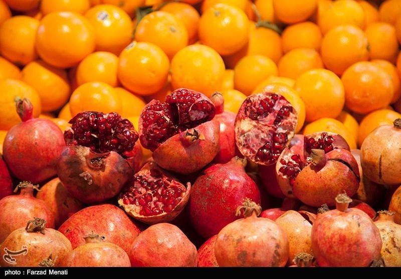 قیمت مقایسهای میوه در بازار بجنورد در شب یلدای سال 98 +جدول