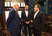 دیدار عراقچی با معاون لاوروف؛ روسیه از ایران در برابر تحریم آمریکا دفاع میکند