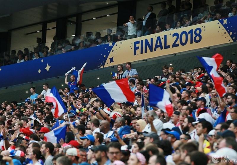 فوتبال جهان| نیمی از جهان جام جهانی 2018 روسیه را تماشا کردند