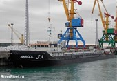 Iranian Cargo Ship Transferred to Astara after Reported in Distress