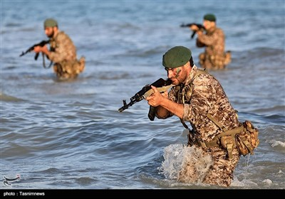 IRGC Ground Force Gears Up for War Game