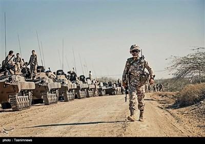 رزمایش تهاجمی پیامبر اعظم 12 نیروی زمینی سپاه