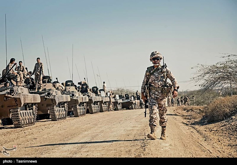 IRGC to Stage Massive War Game in Southern Iran: Commander