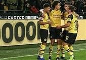 فوتبال جهان بوروسیادورتموند صدرنشین، دوباره با پیروزی آشتی کرد
