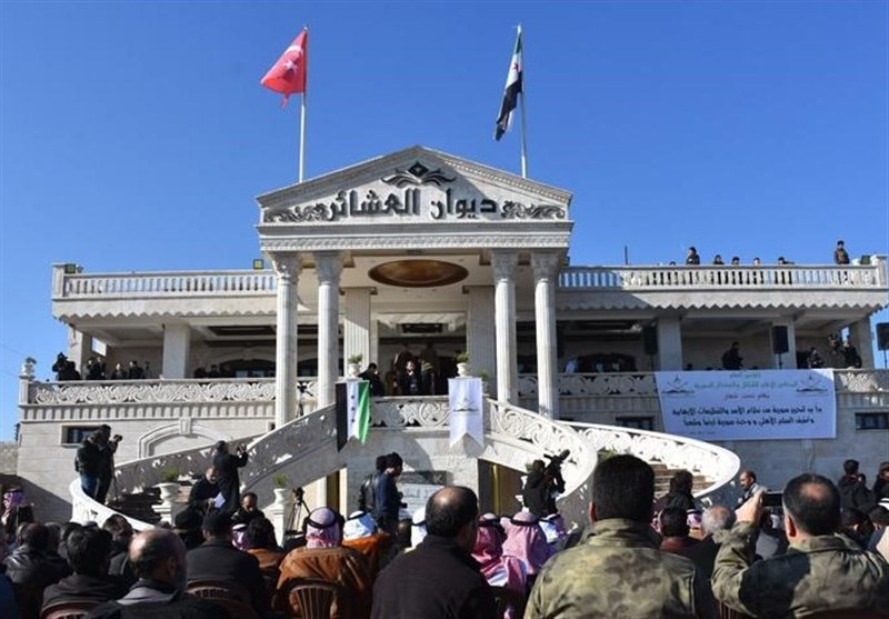 تلاش ترکیه برای مداخله در سوریه با سازماندهی عشایر