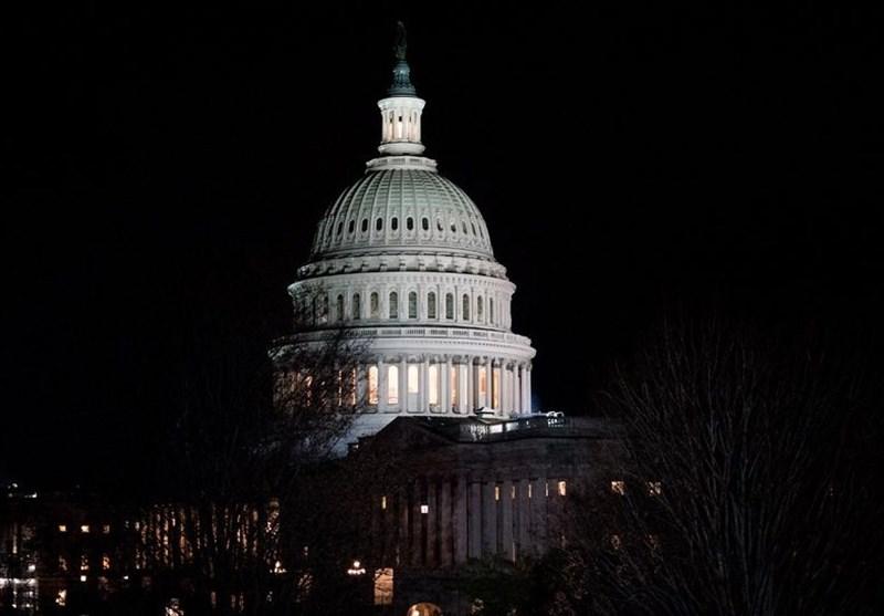 تیر کاخ سفید به سنگ خورد