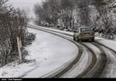 بارش برف و باران در 16 استان/تردد در محورهای کوهستانی فقط با زنجیر چرخ