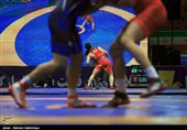 Iran's Pouya Dad Marz Wins Gold at Zagreb Open