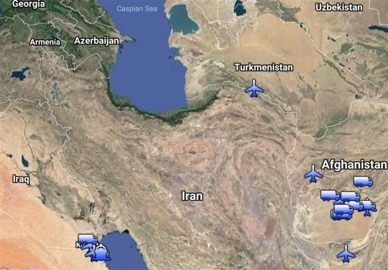 آیا آمریکا در ترکمنستان هم پایگاه نظامی دارد؟