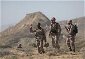 رزمایش سپاه|رکوردزنی سپاه در انتقال تکاوران به منطقه عملیاتی + فیلم