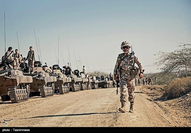 اعزام نفربرهای نیروی زمینی سپاه برای کمک به سیلزدگان خوزستان