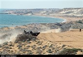 IRGC Concludes Military Drill in Southern Iran