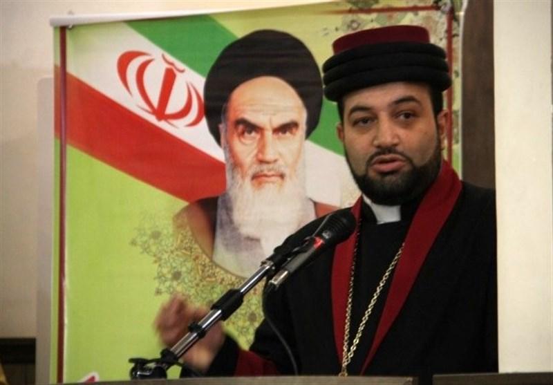 اُسقف اعظم کلیسای شرق آشوری: آشوریان از معنویت انقلاب اسلامی تأثیر گرفتند