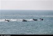 ایران: پیغمبر اعظم 12 فوجی مشقوں کا اختتام+ تصاویر