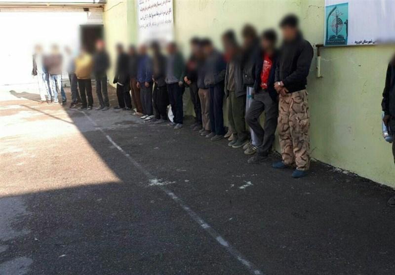 استفاده از ظرفیت بسیج و سپاه برای بازپروری معتادان متجاهر