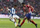 فوتبال جهان| اتلتیکومادرید با برتری خفیف همامتیاز بارسلونا شد