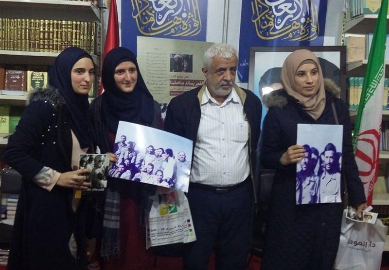 غوغایی که شهید همت در نمایشگاه کتاب بیروت به پا کرد