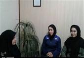 بانوی ورزشکار اسلامشهری: کسب مقام قهرمانی با پوشش اسلامی مایه غرور است +فیلم