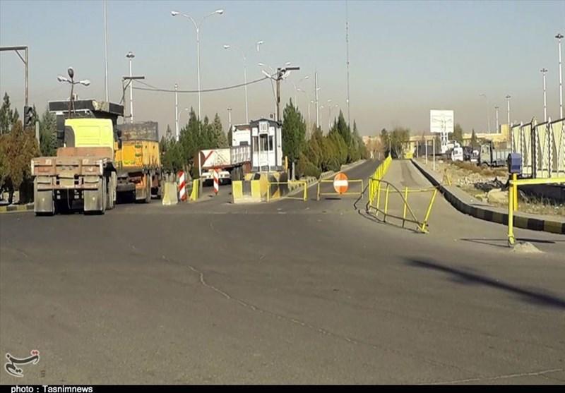 کارکرد حمل و نقل داخلی خوزستان از 25 درصد کمتر نشد