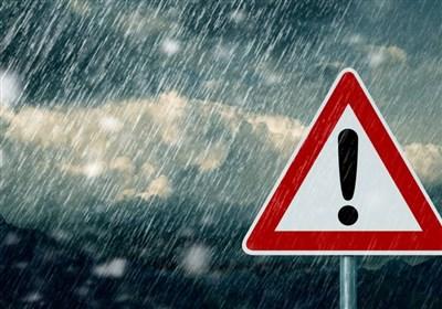 هواشناسی ایران ۱۴۰۰/۰۲/۱۴| سامانه بارشی جدید فردا وارد کشور میشود/ هشدار سیلاب ناگهانی و صاعقه در ۱۲ استان