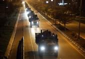 Turkey Reinforcing Syrian Border: Report