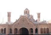 خانه بروجردیها بنایی زیبا در دل کاشان+فیلم