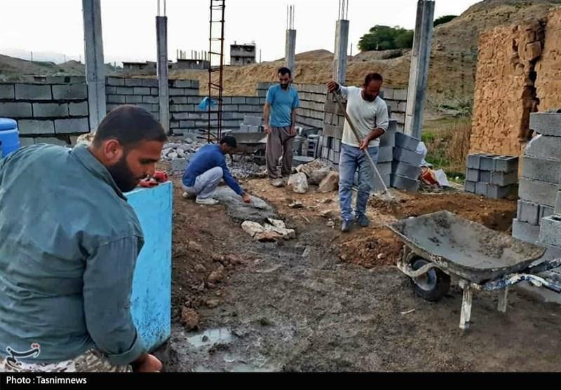 140 واحد مسکونی برای سیلزدگان لرستان توسط بسیج سازندگی احداث میشود