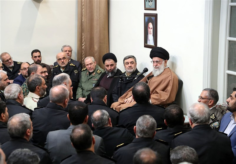 Leader Urges Constant Progress in Iran's Police Capabilities