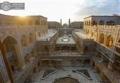 """بهرهبرداری از """"صحن حضرت زهرا(س)"""" در طرح توسعه حرم مطهر علوی طی ماههای آتی + تصاویر"""