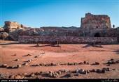 Portuguese Castle: A Red Stone Fortress on Hormuz Island, Iran