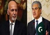تقدیر اشرف غنی از دولت پاکستان بابت همکاری در صلح افغانستان