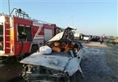 روند تصادفات جادهای در مازندران کاهشی است