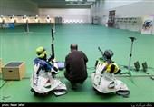6 تیرانداز به اردوی تیم ملی تفنگ دعوت شدند