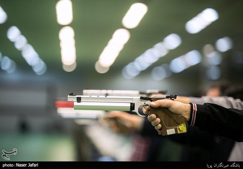 تیراندازی قهرمانی آسیا| رقابت 5 ملیپوش ایران در روز سوم رقابتها