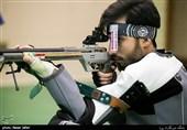 مسابقات جهانی تیراندازی|عنوان ششم و هفتم جهان برای تیمهای میکس تفنگ ایران