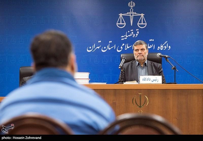 متهم پرونده گروه عظام: فقط اقرار نزد اطلاعات سپاه را قبول دارم